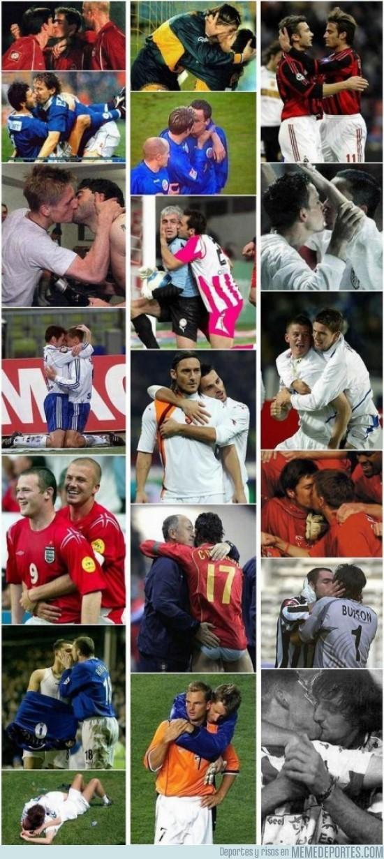 19 - ¿Quién dijo que el fútbol era deporte de hombres?