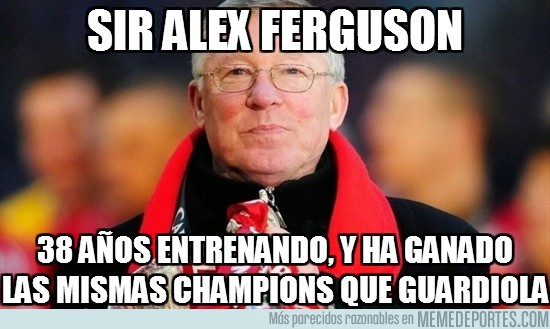 2042 - Sir Alex Ferguson