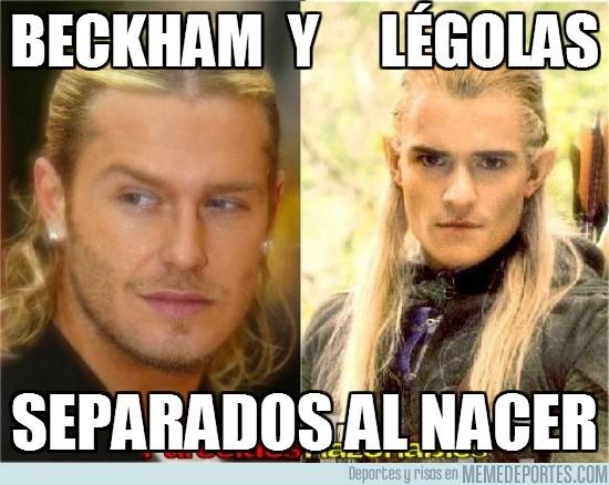 2224 - Beckham y Légolas