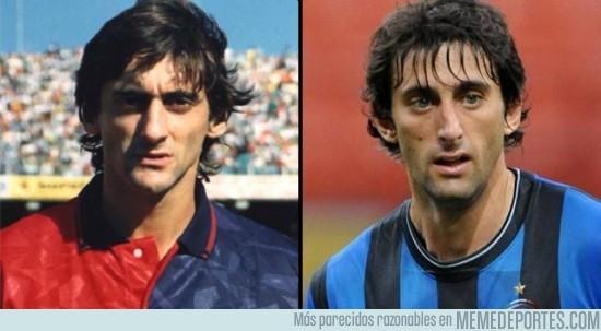 231 - Enzo Francescoli  y Diego Milito, separados al nacer
