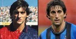 Enlace a Enzo Francescoli  y Diego Milito, separados al nacer