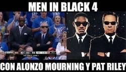 Enlace a Men in Black 4