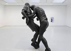 Enlace a El cabezazo de Zidane, toda una pieza de arte