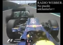 Enlace a Webber Crash 2010