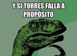 Enlace a Torres nos está troleando