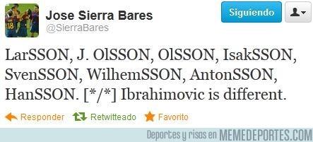 2870 - Ibrahimovic es diferente