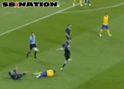 Enlace a Pelotazo al árbitro by Carroll