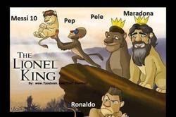 Enlace a The lionel king