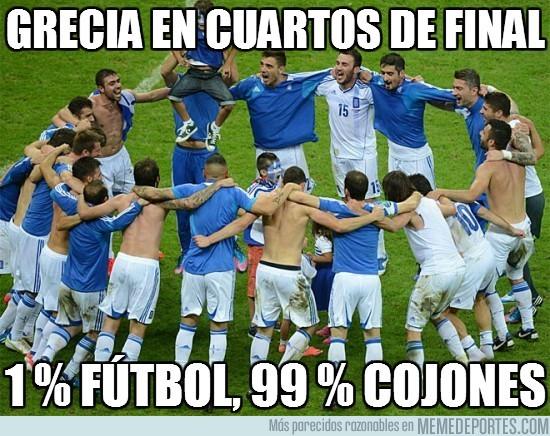 3139 - Grecia en cuartos de final