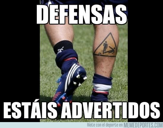 3241 - El nuevo tatuaje de De Rossi