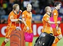 Enlace a Holanda ya tiene las maletas hechas para volver a casa