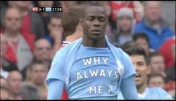 Enlace a Why always him?