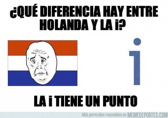 3741 - Holanda vs i