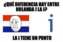 Enlace a Holanda vs i