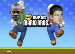 Enlace a Super Mario Bros