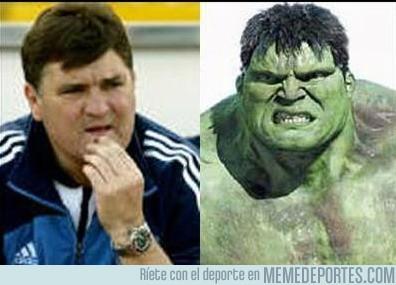 3896 - Camacho y Hulk, separados al nacer