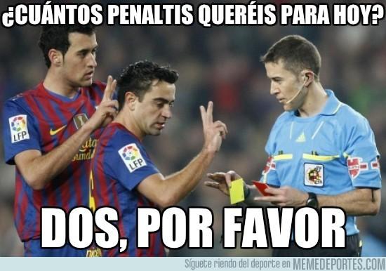 3959 - ¿Cuántos penaltis queréis para hoy?