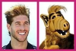 Enlace a Sergio Ramos y su nuevo corte de pelo