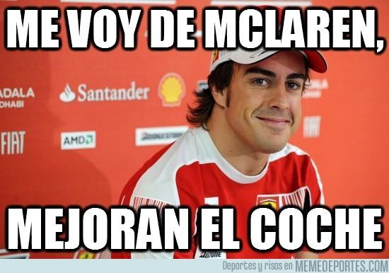 4419 - El gafe Alonso