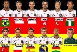 Enlace a La selección ¿alemana?