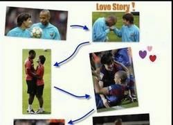 Enlace a La más bella historia de amor