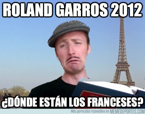 464 - ROLAND GARROS 2012