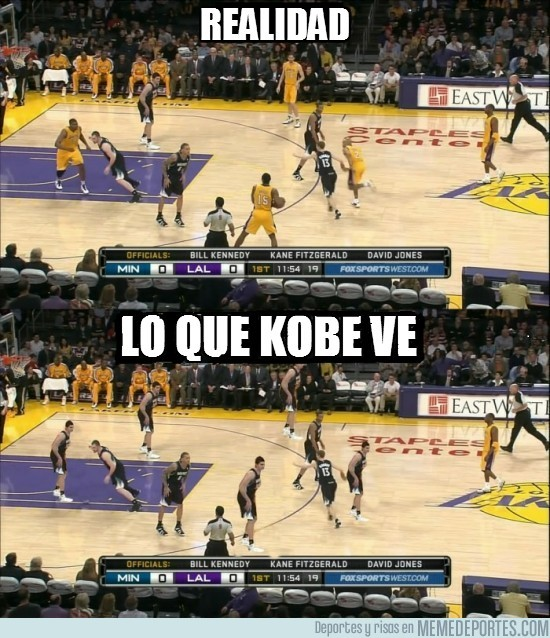 474 - Kobe solo ante el mundo