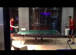Enlace a El partido contra Francia está controlado, juguemos a pingpong