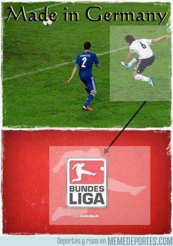 5075 - Khedira reproduciendo el logo de la Bundesliga en su gol
