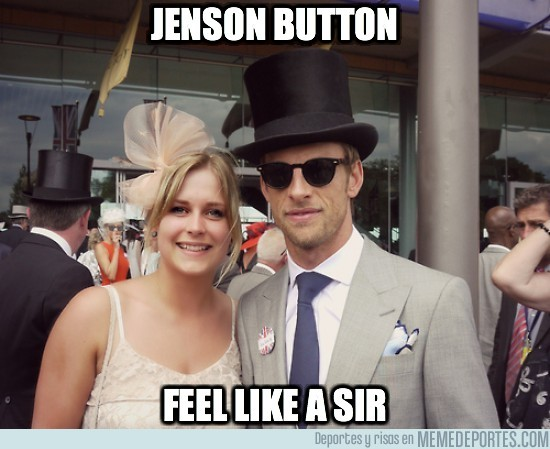 5076 - JENSON BUTTON