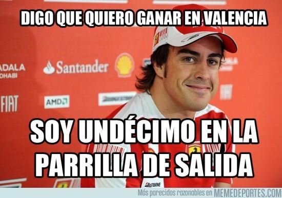5171 - Fernando Alonso y su optimismo