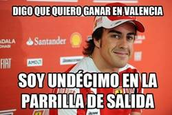 Enlace a Fernando Alonso y su optimismo
