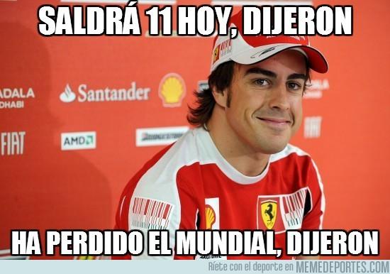 5377 - Fernando Alonso callando bocas en Valencia