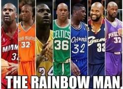 Enlace a The rainbow man
