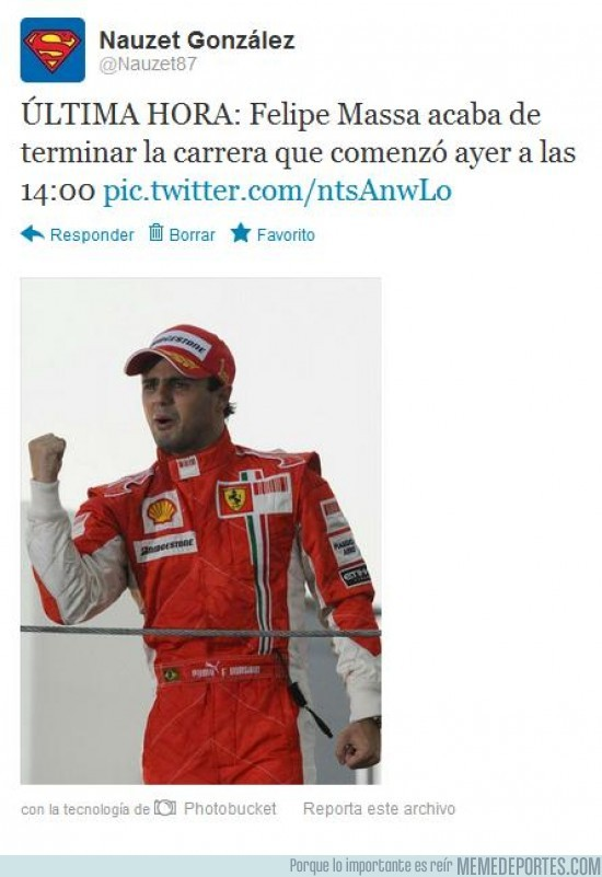 5694 - Felipe Massa haciendo historia