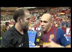 Enlace a VÍDEO: Javi Rodríguez manda un recado a Tomás Roncero