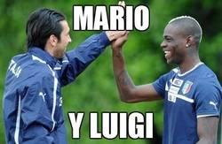 Enlace a Mario y Luigi, nunca te los habías imaginado así