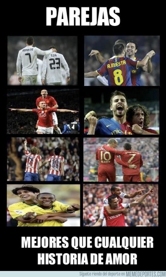 6270 - El fútbol va de parejas