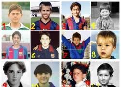 Enlace a Futbolistas cuando eran niños: ¿Lograrás adivinarlos todos?