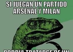 Enlace a Milan y Arsenal