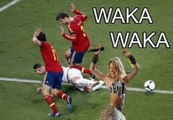 Enlace a Waka waka
