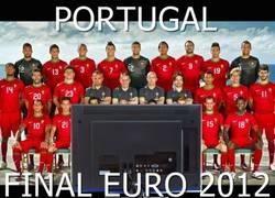 Enlace a Portugal ya está preparado para la final