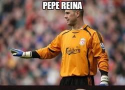 Enlace a Pepe reina