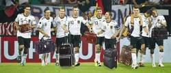Enlace a Alemania de vuelta a casa