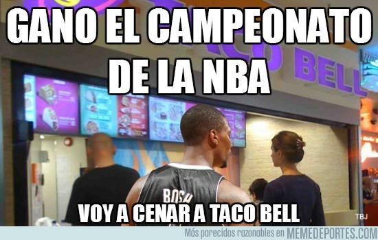 7468 - Gano el campeonato de la NBA