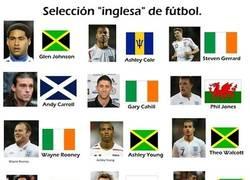 Enlace a Y tras la alemana y la francesa, llega la selección inglesa