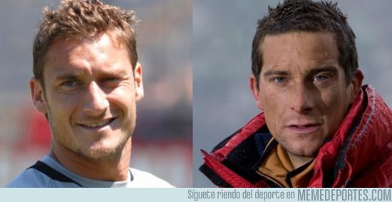 9 - Francesco Totti, el último superviviente de la vieja Italia