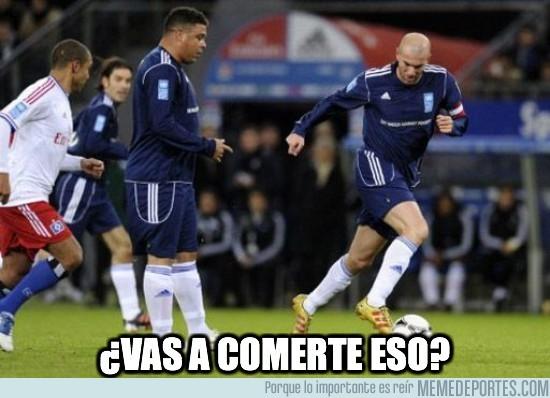10058 - A Ronaldo se le ve con hambre