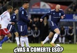 Enlace a A Ronaldo se le ve con hambre