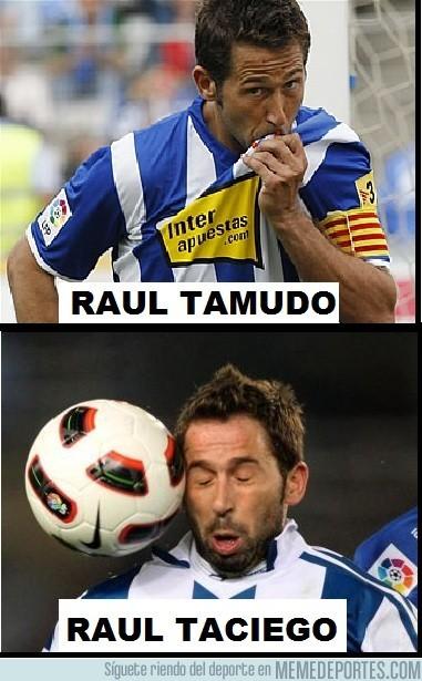 10140 - Raul Tamudo/Taciego